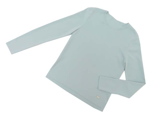 FOXEY BOUTIQUE 39117 Sweater アイスブルー 40 A1【中古】
