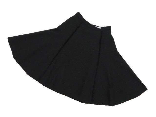 9/23(水)21:30から販売開始!!!FOXEY BOUTIQUE スカート 39634 ブラックブラック 40 '19年 A1【中古】