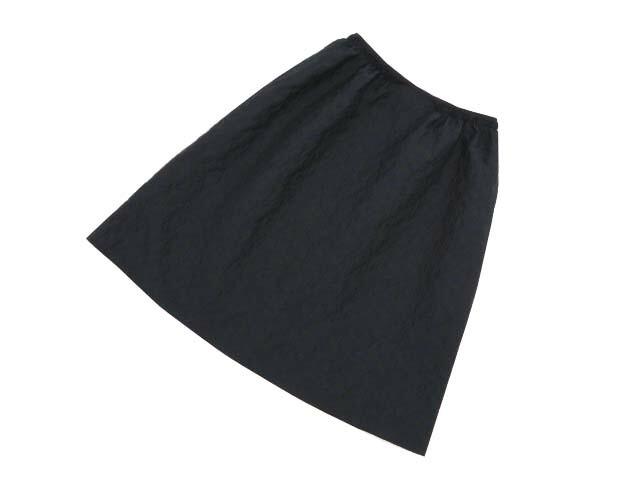 FOXEY NEW YORK COLLECTION 40965 Skirt(Peony) ブラック×ネイビー 40 S1【中古】