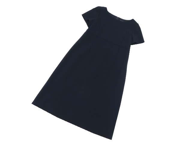 9 18 土 21:30から販売開始 FOXEY BOUTIQUE ドレス WEB限定 42 即納最大半額 中古 41454 サバラン '20年 ミッドナイトブルー 新品同様