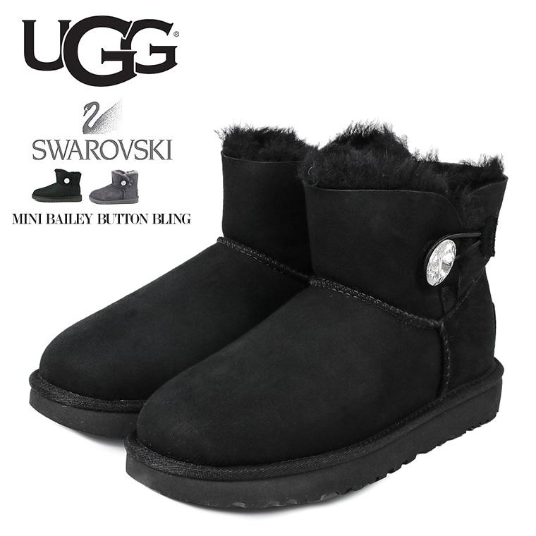 celeble rakuten ugg swarovski mouton boots lady s ugg mini bailey rh global rakuten com