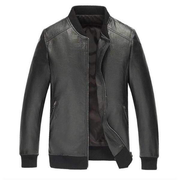 セレブレザー セレブ愛用 本革 MA-1 リブ付きミリタリー レザーライダース ジャケット 牛皮 カウ JKT バイカー イエロー 黒 ブラック