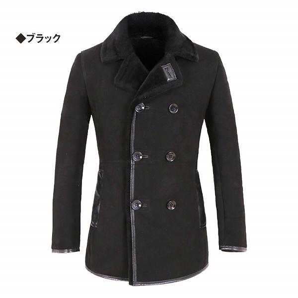 celebleather 羊皮 カモフラージュ つや消し レザージャケット ビジネス カジュアル ダブルブレスト 長いセクション cf-m1322 ブルー ブラック グレー