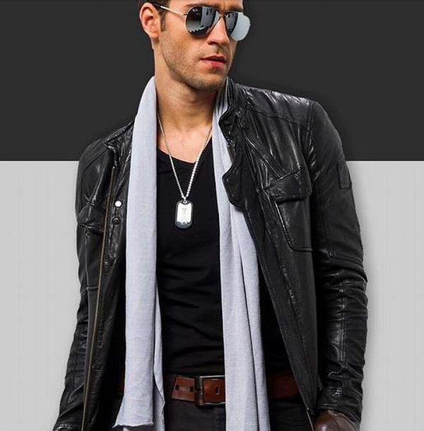 【羊皮革 ジャケット】セレブレザー メンズ コート j008