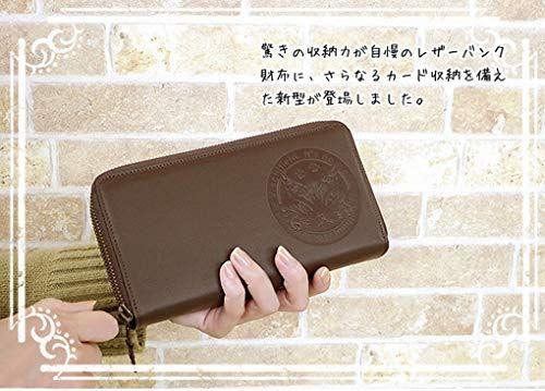 WACHIFIELD [わちふぃーるど] ダヤン レザーバンク 財布 2 本革