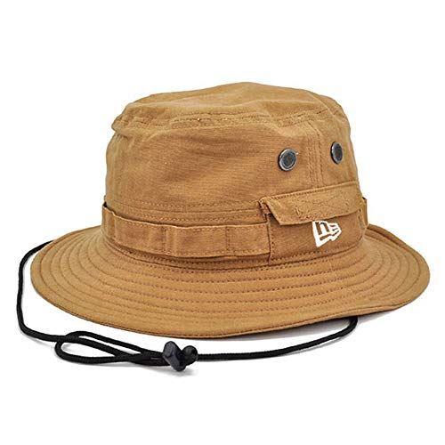 NEWERA ハット ニューエラ Adventure アドベンチャーハット サファリハット 帽子 アウトドア Tan タン 茶 M-L(59cm)