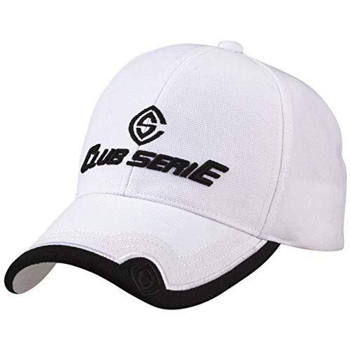 『ゲットコールズ』≪テイジン ベルオアシス使用≫かぶるだけで頭がひんやり 冷感 冷却 熱射病 熱中症 対策 キャップ グッズ 猛暑 暑さ 紫外線 UV 対策 帽子 クール ダウン (ゴルフ用にも) (白)