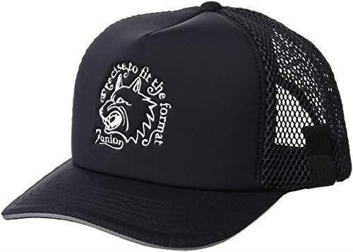[セブンユニオン] CAP キャップ 7UNION 7s MAD Dog Black 日本 FREE (FREE サイズ)