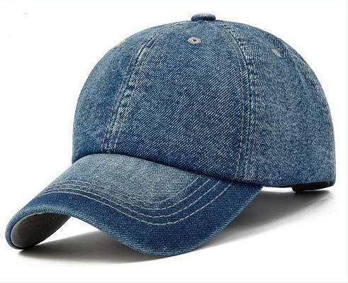 ゴルフ帽子 野球帽 キャップ ベースボールキャップ 日よけ野球帽 シンプル 無地 カジュアル カップル UVカット デニム 送料0円 サイズ調節可能 アウトドア 送料無料 激安 お買い得 キ゛フト