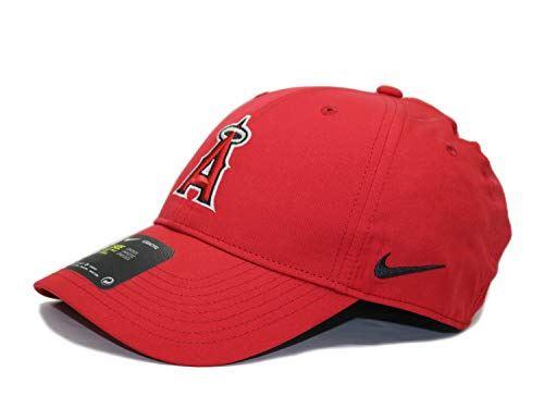 (ナイキ) NIKE ロサンゼルス エンゼルス 【MLB PERFORMANCE LEGACY 91 STRAPBACK/RED】 LOS ANGELES ANGELS [並行輸入品]