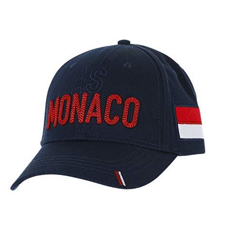 ASモナコ AS Monaco Navy Cap 帽子 キャップ ネイビー