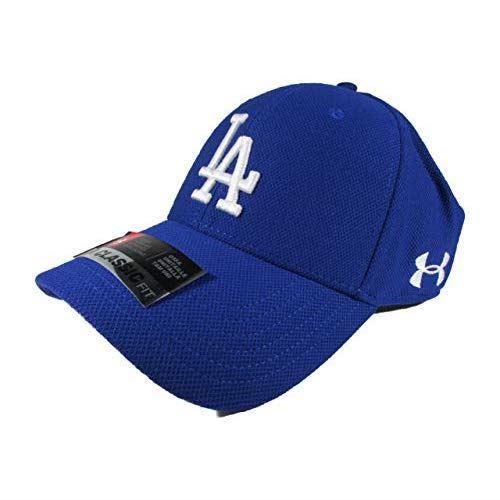 [アンダーアーマー] 帽子 クラシック フィット キャップ UNDER ARMOUR Mens Cap 1316991 Los Angeles Dodgers [並行輸入品]