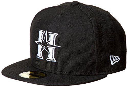 (ニューエラ)NEW ERA ベースボールウェア NPB 5950 北海道日本ハムファイターズ キャップ 11434036 [ユニセックス] 11434036 ブラック、スノーホワイト/ブラック 7.1/2