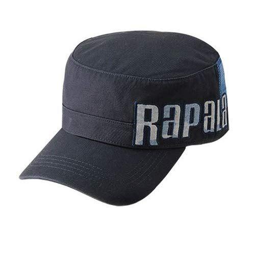 ラパラ(Rapala) キャップ カモパッチロゴメッシュワーク 58cm ブルー カモ RC-191BC