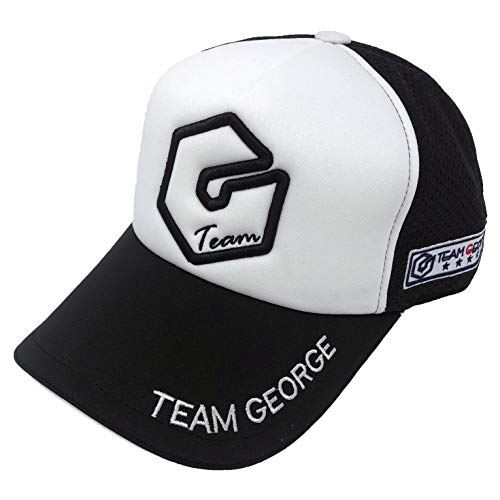 GTD GOLF CAP BLACK/WHITE GTDCP
