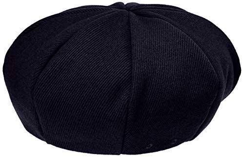 ペナントバナーズ 帽子 ベレー帽 メンズ レディース ベレー 大きいサイズ 秋 冬 FREE オリジナル ポリツイード サイズ 春 お買い得品 ネイビー 日本 58cmより PB045 ゴム調節