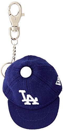[ニューエラ] ベースボールキャップ CAP KEY HOLDER ロサンゼルス・ドジャース [ユニセックス] 11117901 チームカラー 日本 OSFA (FREE サイズ)