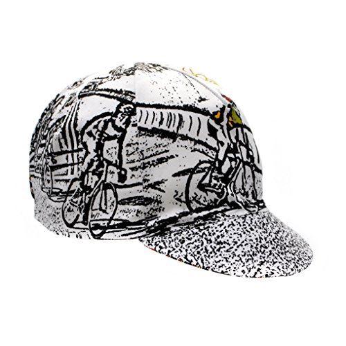 CINELLI(チネリ) IDER COLLECTION CAP - ALFRED BOBE JR. [並行輸入品]