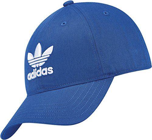 adidas Originals TREFOIL CAP (ブルー)