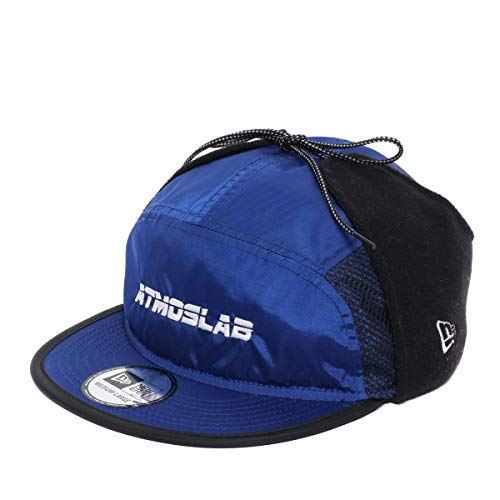 ATMOS LAB NEWERA CAMPER DOG EAR (BLUE)