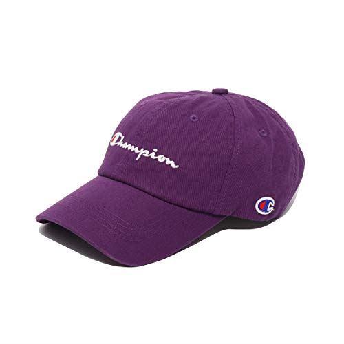 CHAMPION x ATMOS LAB 6 PANEL CAP (PURPLE)