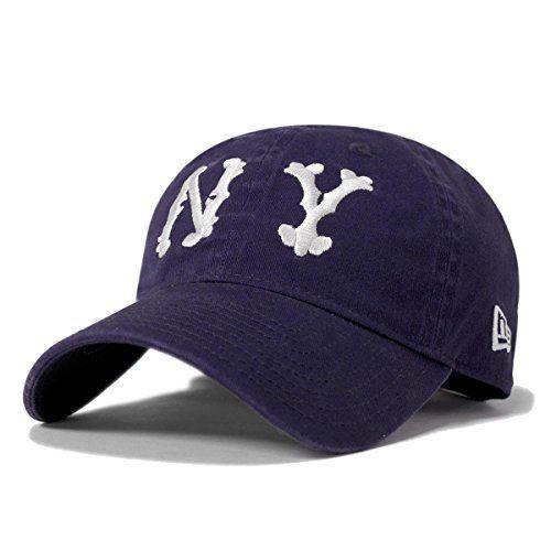 (ニューエラ) NEW ERA キャップ サイズ調整 9TWENTY クーパーズタウン MLB ニューヨーク ハイランダース ライトネイビー FREE (サイズ調整可能)