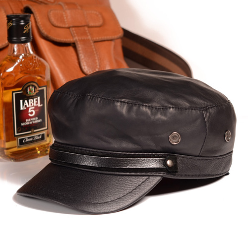 新品 レディース 帽子 本革 牛革 大人気 537571899733