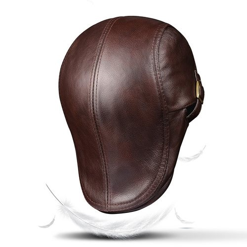 新品レディース帽子本革牛革大人気569265492768