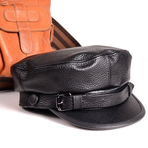 新品 レディース 帽子 本革 牛革 大人気 565067545800