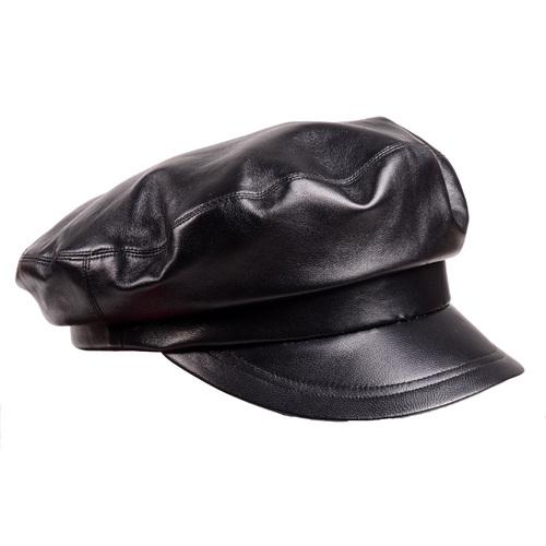 新品 レディース 帽子 本革 羊皮 大人気 557108009082