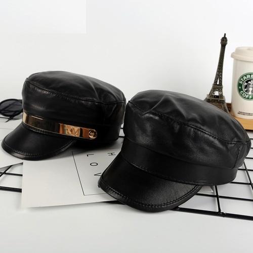 新品 レディース 帽子 本革 羊皮 大人気 560238971824