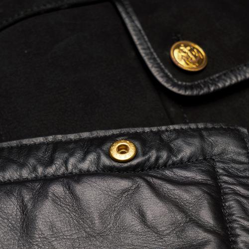 新品 メンズムートン 大人気 新品セレブレザー本革レザー毛皮リアルファーボアムートンコートジャケットロングタイト大きいサイズビッグビックメンズBIGチェスタータイト 563485719910