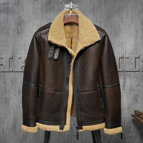 新品 羊皮ラムレザージャケット 大人気 羊革 セレブレザー本革レザージャケットJKT大きいサイズビッグビックメンズBIGミリタリアメカジビジネスバイカータイト558651960186