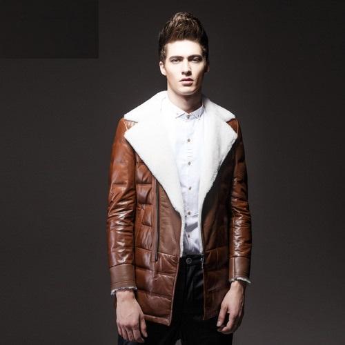 新品 羊皮ラムレザージャケット 大人気 羊革 セレブレザー本革レザージャケットJKT大きいサイズビッグビックメンズBIGミリタリアメカジビジネスバイカータイト573367036102