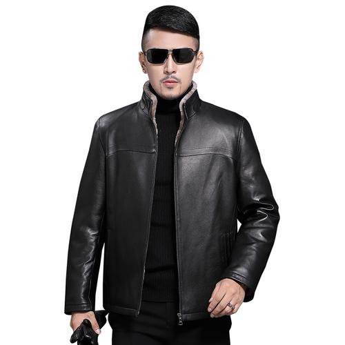 新品 羊皮ラムレザージャケット 大人気 羊革 セレブレザー本革レザージャケットJKT大きいサイズビッグビックメンズBIGミリタリアメカジビジネスバイカータイト558538838795