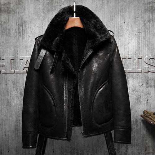 新品 羊皮ラムレザージャケット 大人気 羊革 セレブレザー本革レザージャケットJKT大きいサイズビッグビックメンズBIGミリタリアメカジビジネスバイカータイト558749297768