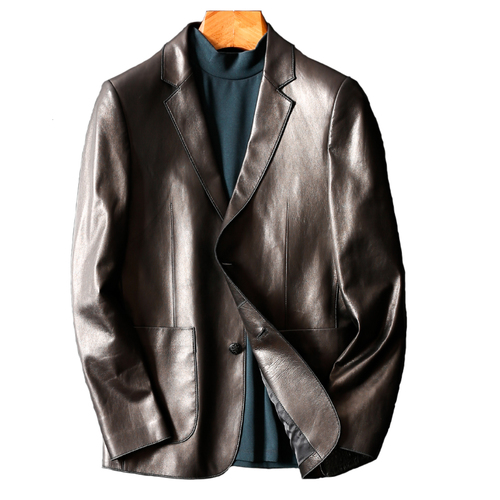 新品 羊皮ラムレザージャケット 大人気 羊革 セレブレザー本革レザージャケットJKT大きいサイズビッグビックメンズBIGミリタリアメカジビジネスバイカータイト557410733131
