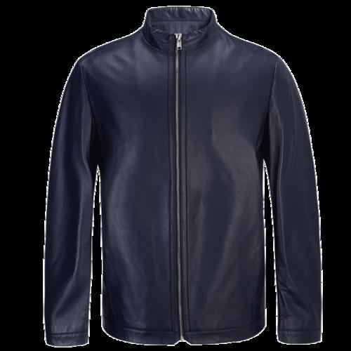 新品 羊皮ラムレザージャケット 大人気 羊革 セレブレザー本革レザージャケットJKT大きいサイズビッグビックメンズBIGミリタリアメカジビジネスバイカータイト576140382467