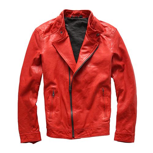 新品 山羊皮ゴートレザージャケット 新品セレブレザー本革レザージャケットJKT大きいサイズビッグビックメンズBIGミリタリアメカジビジネスバイカータイト 大人気 556821024325