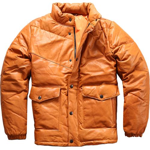 新品 山羊皮ゴートレザージャケット 新品セレブレザー本革レザージャケットJKT大きいサイズビッグビックメンズBIGミリタリアメカジビジネスバイカータイト 大人気 575424816780