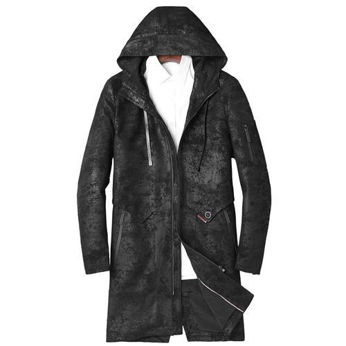 新品 山羊皮ゴートレザージャケット 新品セレブレザー本革レザージャケットJKT大きいサイズビッグビックメンズBIGミリタリアメカジビジネスバイカータイト 大人気 575378700450