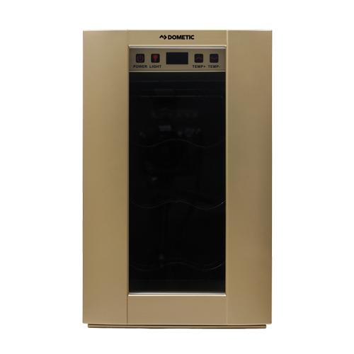 メーカー終売ドメティック ワインセラーDW6 CG(シャンパンゴールド)収納6本 ワインセラー Dometic  N/B