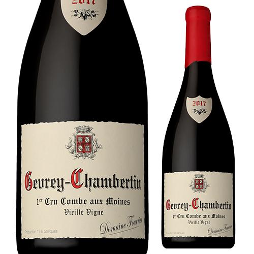 ジュヴレ シャンベルタンプルミエクリュ コンブ オー モワンヌ 2017 ドメーヌ フーリエ ブルゴーニュ 1級 赤ワイン