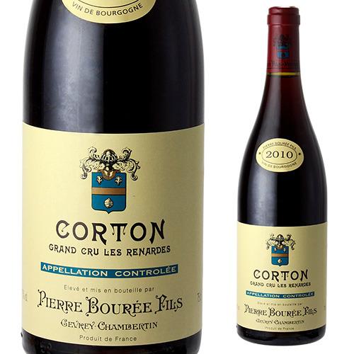 コルトン ルナール 2010 ピエール ブレ 赤ワイン