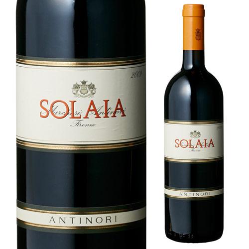 ソライア 2011アンティノリ 赤ワイン
