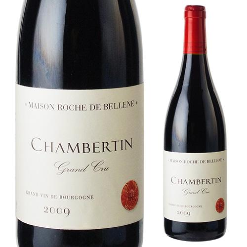 シャンベルタン 2009 ロッシュ ド ベレーヌ 赤ワイン