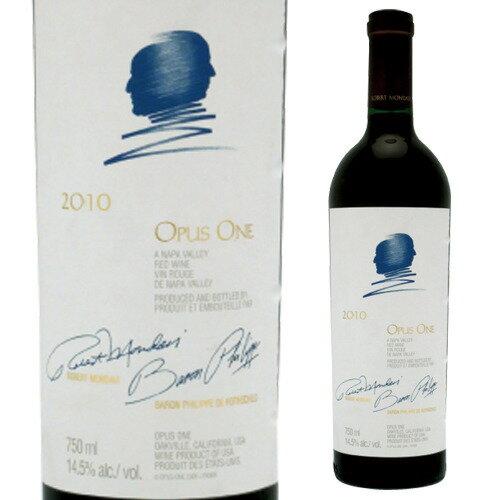 オーパスワン 2010(オーパス ワン) 赤ワイン