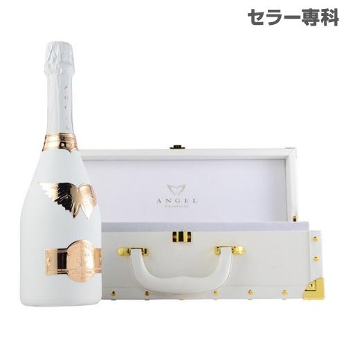 エンジェル シャンパン ブリュット ロゼ ホワイト NV BOX 750ml 正規品 シャンパン シャンパーニュ ロゼ シャンパン