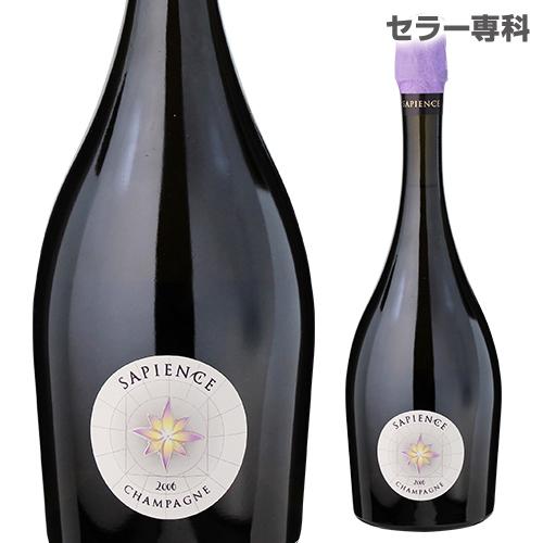マルゲサピエンス エクストラブリュット 2006 750ml サピアンス シャンパン シャンパーニュ 自然派ワイン ヴァン ナチュール ビオディナミ