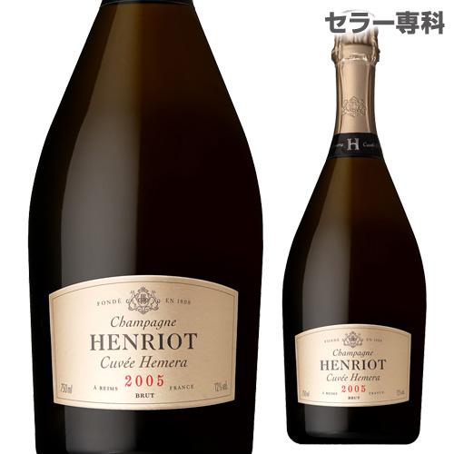 アンリオ キュヴェ エメラ 2005 750ml 正規品 シャンパン シャンパーニュ